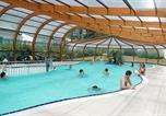 Camping avec Parc aquatique / toboggans Bretagne - Côté ô Le Rosnual-4