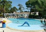 Camping avec Ambiance club Angoulins - Le Suroît-1