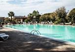Camping avec Ambiance club Cagnano - Le Tamerici-4