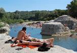 Camping avec Piscine couverte / chauffée Luc-en-Diois - Les Cascades-3