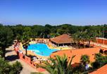 Camping avec Piscine Gruissan - Les Galets-3
