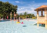 Camping 4 étoiles Gréoux-les-Bains - Les Lacs du Verdon-4