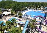 Camping avec Ambiance club Portiragnes - Les Mimosas-3