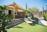 Camping avec Site de charme Provence-Alpes-Côte d'Azur - Les Mûres-4