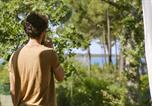 Camping 5 étoiles Sanguinet - Les Oréades