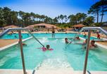 Camping avec Ambiance club Landes - Les Oyats-4