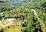 Camping avec Ambiance club Gard - Les Plans-4