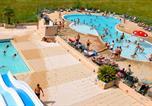 Camping avec Accès direct plage Meyras - Les Plans-4