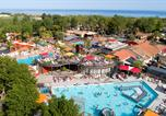 Camping avec Ambiance club Languedoc-Roussillon - Les Sablons-2