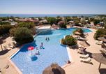 Camping avec Ambiance club Languedoc-Roussillon - Les Tamaris-2