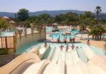 Camping avec Parc aquatique / toboggans Provence-Alpes-Côte d'Azur - Les Tournels-1