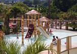 Camping avec Parc aquatique / toboggans Provence-Alpes-Côte d'Azur - Les Tournels-2