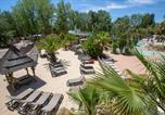 Camping avec Chèques vacances Languedoc-Roussillon - Les Vagues-4