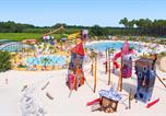 Camping avec Ambiance club Landes - Lila-2