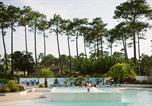 Camping avec Hébergements insolites Vielle-Saint-Girons - Naturéo-4