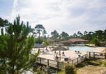Camping avec Hébergements insolites Vielle-Saint-Girons - Naturéo-3