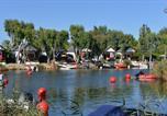 Camping avec Hébergements insolites Collioure - Nautic Almata-3