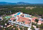 Camping 4 étoiles Roquebrune-sur-Argens - Oasis Village-1