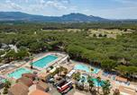 Camping  Acceptant les animaux Var - Oasis Village-1
