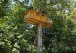 Camping avec Hébergements insolites Muides-sur-Loire - Parc de Fierbois-2