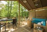 Camping avec Quartiers VIP / Premium France - Parc du Val de Loire-2