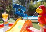 Camping avec Club enfants / Top famille Bandol - Parc et Plage-2