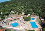 Camping Golf de Beauvallon  - Parc Saint James - Montana
