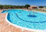 Camping avec Piscine Canet-en-Roussillon - Playa Brava-3