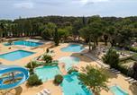 Camping avec Parc aquatique / toboggans Hérault - Le Plein Air des Chênes-1