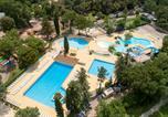Camping avec Parc aquatique / toboggans Hérault - Le Plein Air des Chênes-2