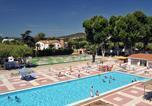Camping avec Piscine Canet-en-Roussillon - Riembau-1