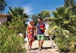 Camping avec Quartiers VIP / Premium Var - Riviera d'Azur-4