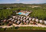 Camping avec Piscine Var - Riviera d'Azur-2