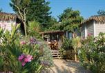 Camping en Bord de lac France - Riviera d'Azur-2