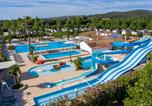 Camping avec Ambiance club Var - Riviera d'Azur-1