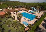 Camping avec Quartiers VIP / Premium Cannes - Riviera d'Azur-1