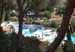 Camping avec Piscine Poggio-Mezzana - Village Rosselba Le Palme-4