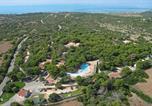 Camping avec Hébergements insolites Espagne - San Bou-2