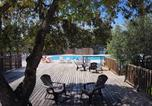Camping  Acceptant les animaux L'Ile-Rousse - San Damiano-4