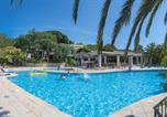 Camping avec Hébergements insolites Espagne - Sant Pol-1