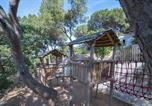 Camping avec Hébergements insolites Espagne - Sant Pol-2