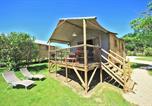 Camping avec Site nature Nabirat - Domaine de Soleil Plage-2