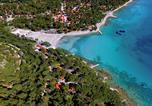 Camping avec Site nature Croatie - Park Soline-2