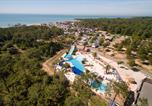 Camping  Acceptant les animaux Gironde - Soulac Plage-3
