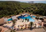 Camping  Acceptant les animaux Gironde - Soulac Plage-2