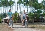 Camping avec Site de charme Landes - Soustons Village-4