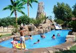 Camping avec Hébergements insolites Espagne - Spa Natura Resort Peñiscola-3