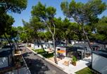 Camping  Acceptant les animaux Croatie - Waterman Beach Village-1