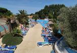Camping avec Quartiers VIP / Premium Charente-Maritime - Mer et Soleil d'Oléron-3
