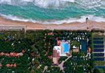 Camping avec Accès direct plage Italie - Pineto Beach-4